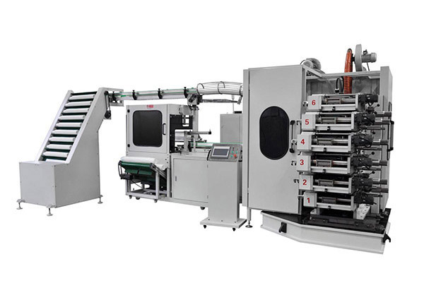 Full-automatic Cup Printing Machine GCHP-6180